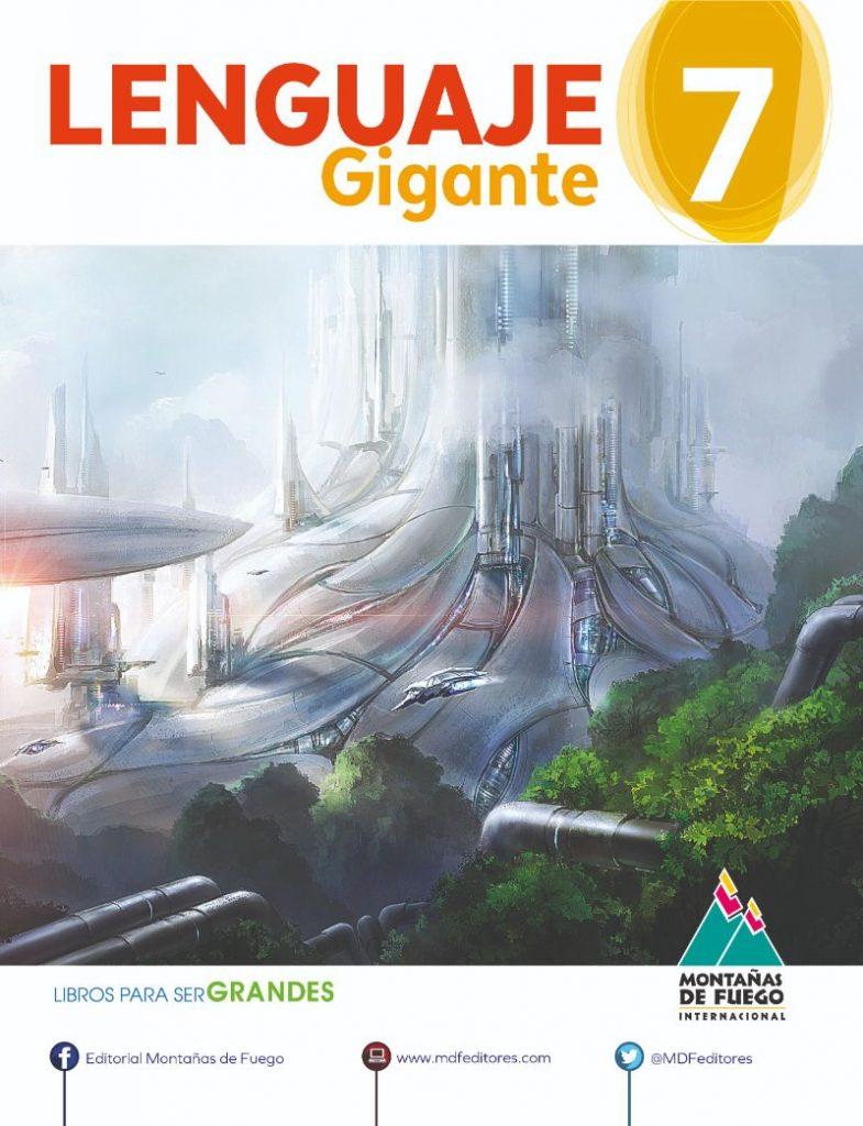 Lenguaje Gigante 7 Montañas de Fuego