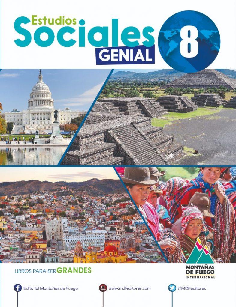 Estudios Sociales Genial 8 Montañas de Fuego