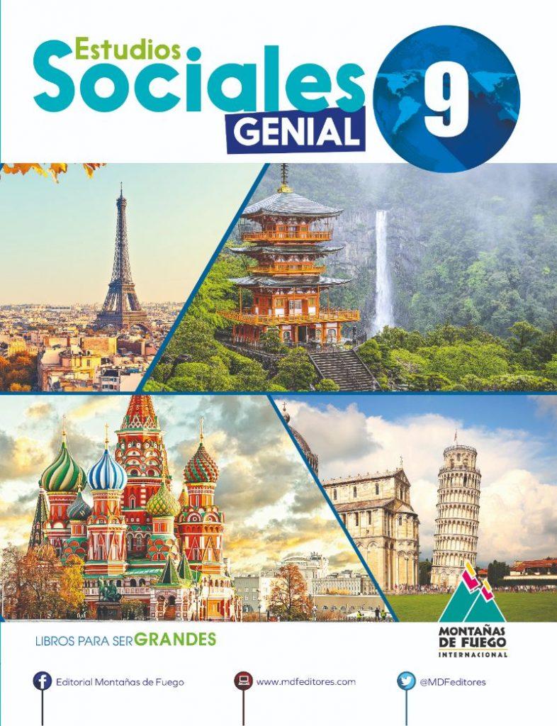 Estudios Sociales Genial 9 Montañas de Fuego