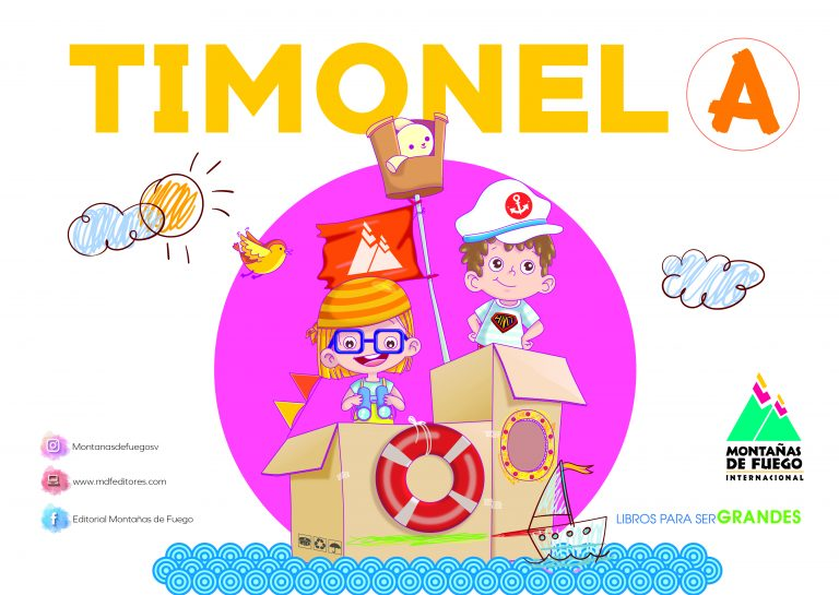Timonel A Montañas de Fuego