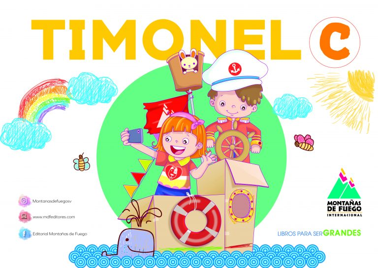 Timonel C Montañas de Fuego